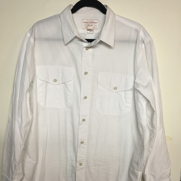 f0a3e56389b49 Filson Other - Filson Feather Cloth Shirt Men Medium